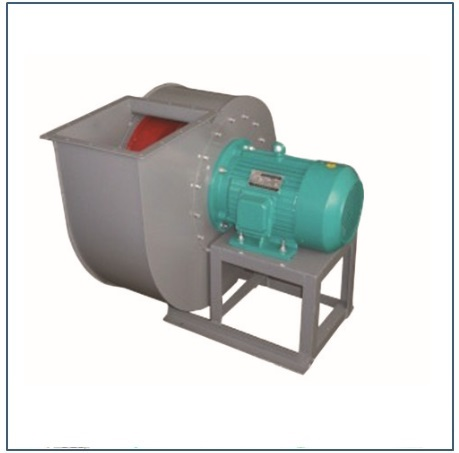 high pressure large volume air flow centrifugal fan