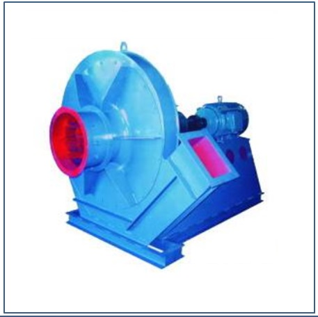 Industrial Induced Draft Centrifugal Blower Fan for industrial Boilerboiler fan