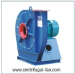 22kw/29hp/7400pa centrifugal fan