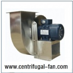 high temperature centrifugal fan