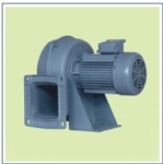 0.2KW small centrifugal square outlet blower fan