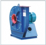 Abrasion Resistant Centrifugal Forced Draft Fan Blower