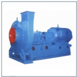 Industrial Gas Delivery High Pressure Centrifugal Fan